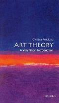 Art Theory: A Very Short Introduction Cover