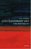 Contemporary Art : a Very Short Introduction (04 Edition)