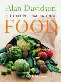 The Oxford Companion to Food Cover