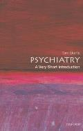 Psychiatry: A Very Short Introduction (Very Short Introductions) Cover