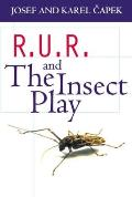 R.U.R. and the Insect Play Cover