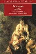 Medea and Other Plays (World's Classics) Cover