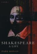 Shakespeare: A Life Cover