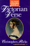 New Oxford Book Of Victorian Verse