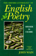 Oxford Anthology Of English Poetry Volume 1