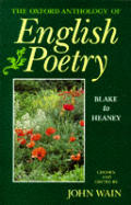 Oxford Anthology Of English Poetry