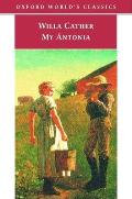 My Antonia (06 Edition) Cover