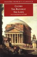 The Republic and the Laws (World's Classics)