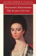 The Scarlet Letter (World's Classics) Cover