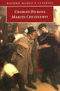 Martin Chuzzlewit (World's Classics) Cover