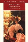 Daisy Miller and Other Stories (85 Edition) Cover
