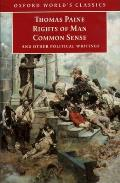 Rights Of Man Common Sense & Other Polit