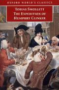 Expedition of Humphry Clinker ((Rev)84 Edition) Cover