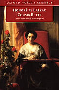 Cousin Bette (Oxford World's Classics) Cover