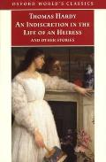 Indiscretion In The Life Of An Heiress A
