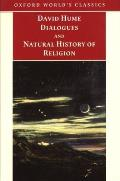 Dialogues & Natural History of Religion