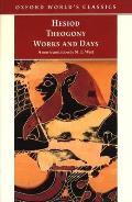 Theogony & Works & Days Oxford Worlds