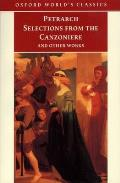 Selections from the Canzoniere: And Other Works (Oxford World's Classics) Cover