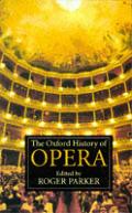 Oxford History Of Opera