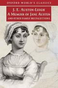 Memoir Of Jane Austen & Other Family