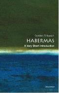 Habermas: A Very Short Introduction (Very Short Introductions) Cover