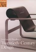 Twentieth-Century Design (Oxford History of Art)