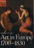 Art in Europe 1700-1830 (Oxford History of Art)