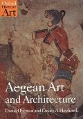 Aegean Art and Architecture (Oxford History of Art) Cover