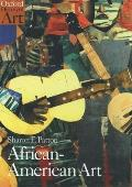 African-American Art (Oxford History of Art) Cover