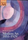 Modern Art 1851-1929: Capitalism and Representation