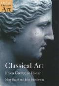 Classical Art: From Greece to Rome (Oxford History of Art) Cover