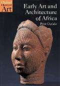 Early Art and Architecture of Africa (Oxford History of Art) Cover