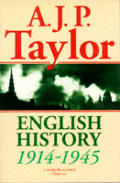 English History 1914 1945