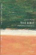 Very Short Introductions #14: The Bible: A Very Short Introduction