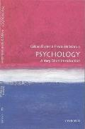 Very Short Introductions #06: Psychology: A Very Short Introduction