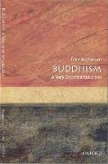 Very Short Introductions #03: Buddhism: A Very Short Introduction