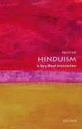 Very Short Introductions #05: Hinduism: A Very Short Introduction Cover