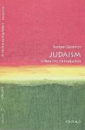 Very Short Introductions #11: Judaism: A Very Short Introduction