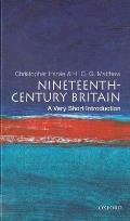 Nineteenth-century Britain : a Very Short Introduction (05 Edition) Cover