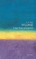 Hume : Very Short Introduction (01 Edition)
