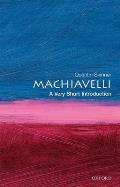 Machiavelli : a Very Short Introduction (81 Edition)