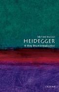 Very Short Introductions #25: Heidegger: A Very Short Introduction