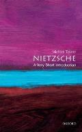 Very Short Introductions #34: Nietzsche: A Very Short Introduction