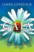 Gaia: A New Look at Life on Earth Cover