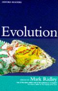 Evolution An Oxford Reader