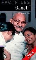 Gandhi. Reader Und Cd
