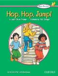The Oxford Picture Dictionary for Kids: Kids Reader Hop, Hop, Jump! (Kids' Readers)
