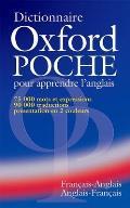 Dictionnaire Oxford Poche: Pour Apprendre L'Anglais: Francais-Anglais/Anglais-Francais