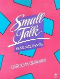 Small Talk More Jazz Chants (Trade Union Industrial Studies) Cover
