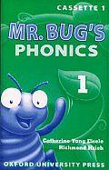 MR Bug's Phonics 1: Cassette (Mr. Bug's Phonics)